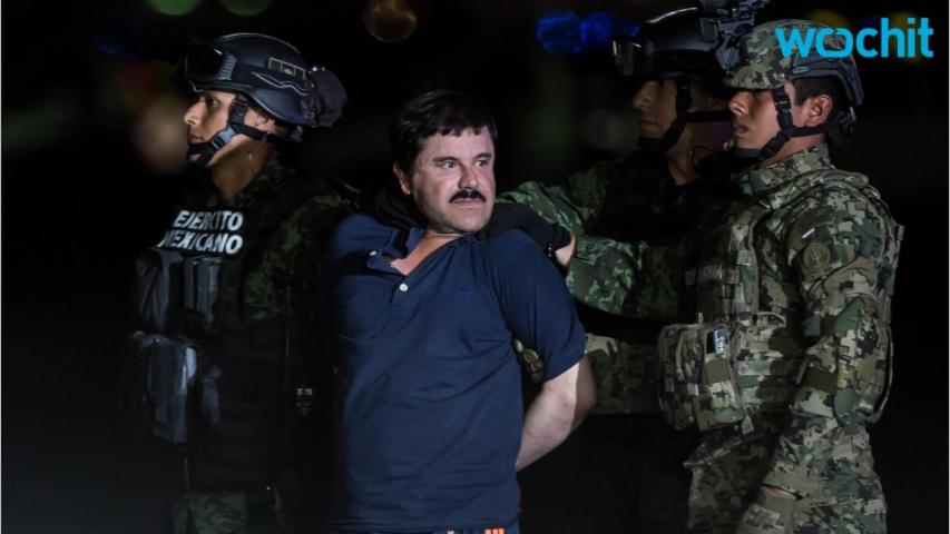 TV Series Focusing on Drug Lord 'El Chapo' in Development