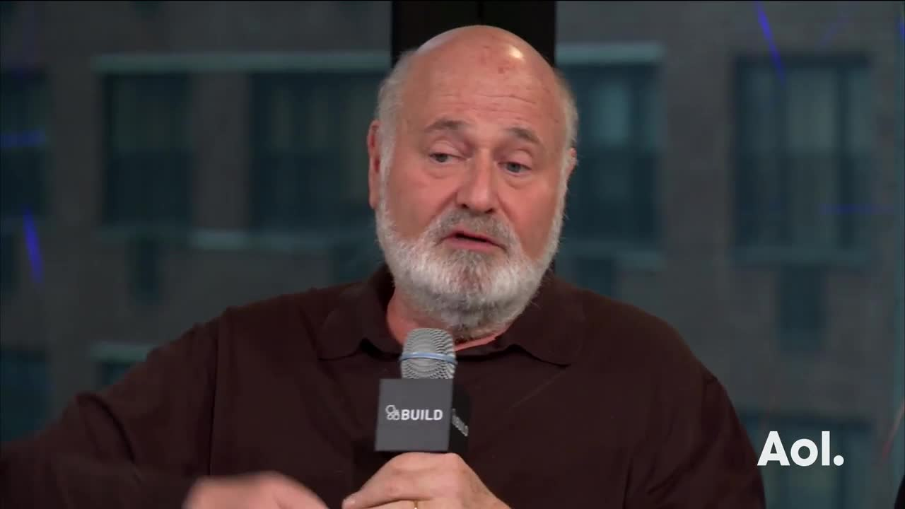 Rob Reiner Discusses Donald Trump And The 2016 Election Cycle