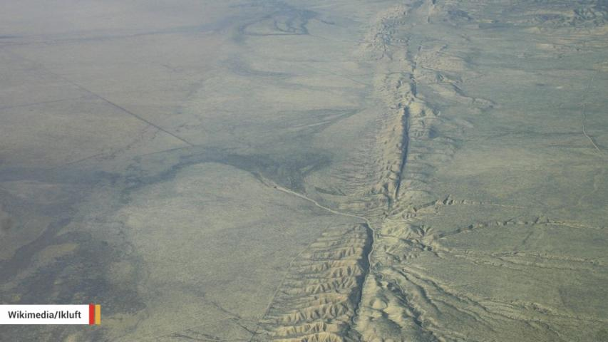Experts Warn San Andreas Fault 'Locked Loaded And Ready To Roll' In California