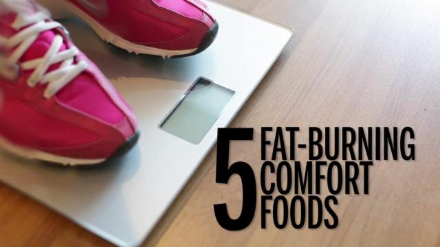 5 Fat-Burning Comfort Foods