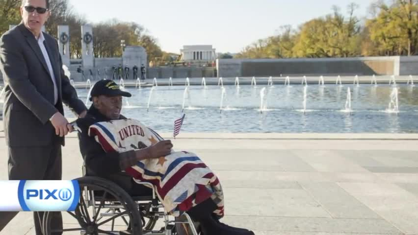 Oldest United States World War II Veteran Dies At 110