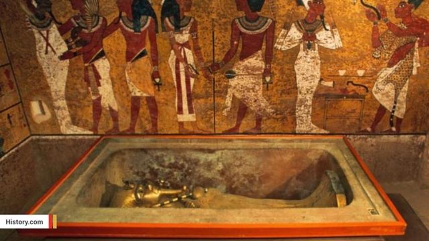King Tut's Tomb May Have Been Intended For A Woman
