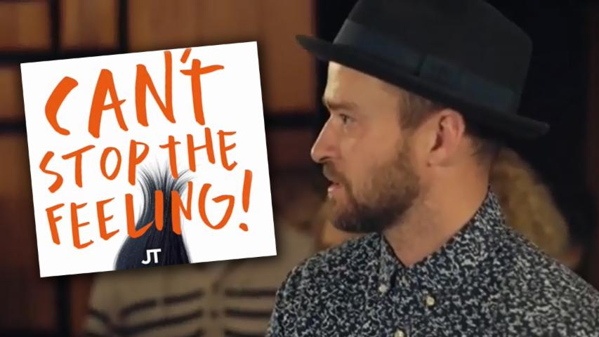 "Justin Timberlake Releases NEW ""Can't Stop The Feeling"" First Listen & Twitter R"