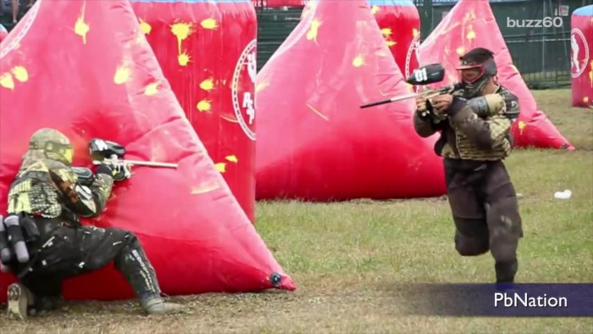 Paintball Causes Severe Liver Damage to 18 Year Old