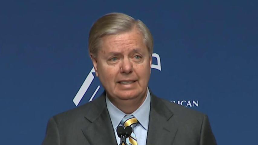 Sen. Graham won't support Trump or attend convention