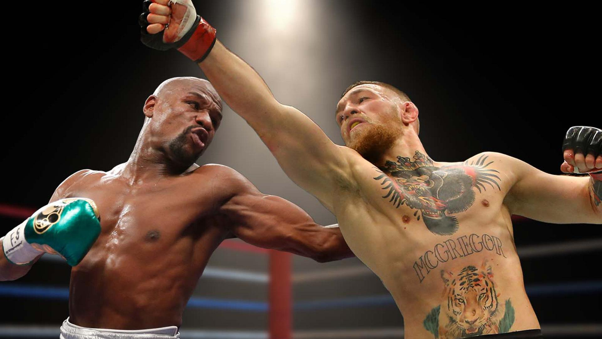 Floyd Mayweather Jr. & Conor McGregor Will Fight, Finalizing Deal For Boxing Match