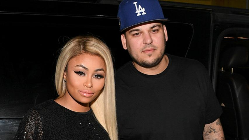 Blac Chyna and Rob Kardashian Are Having a Baby