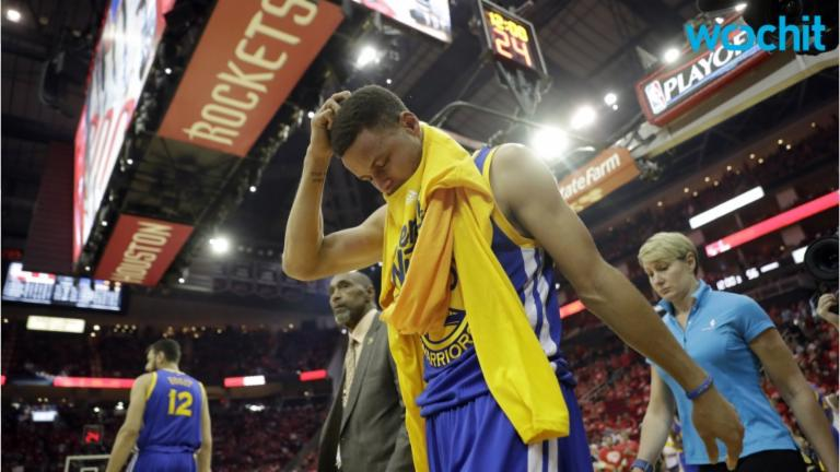 Stephen Curry Is Doubtful He Will Return For Game 4