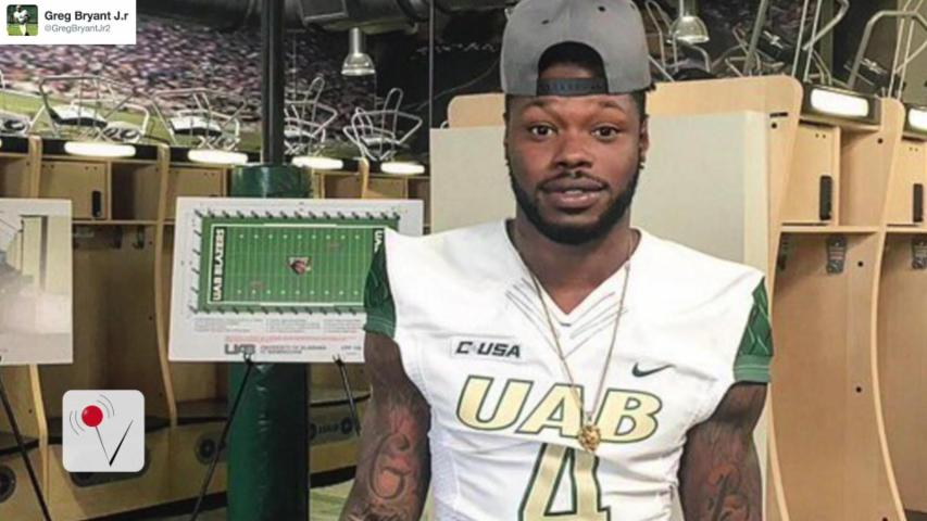 Promising College Football Star Shot and Declared Brain Dead