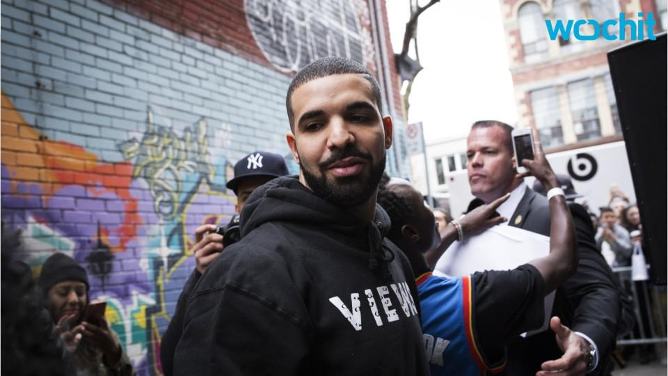 What Record Did Drake Break?