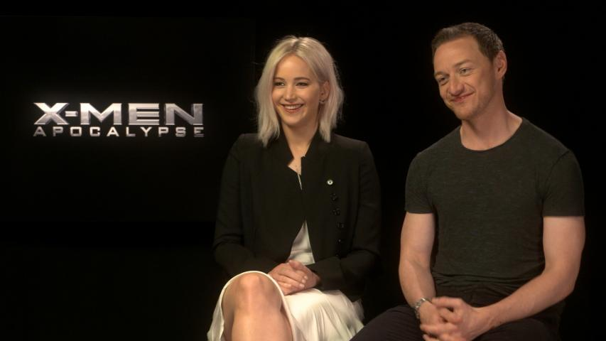 "Would Jennifer Lawrence Do Another ""X-Men"" Movie?"