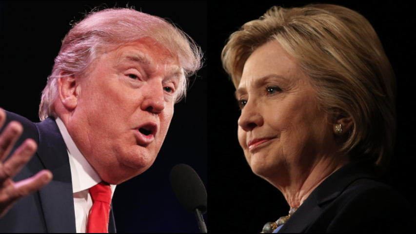 Trump and Clinton Are Pretty Much Tied in These 3 Swing States