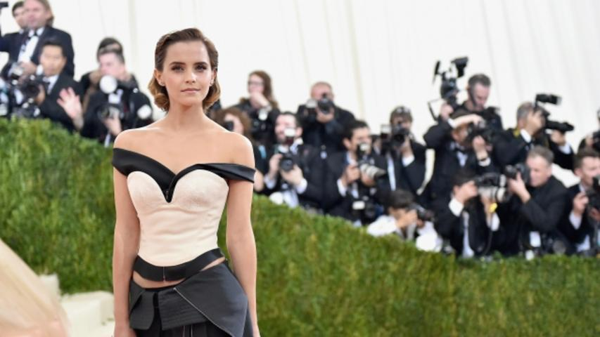 Emma Watson Is Named in the Panama Papers, but She's Staying Cool