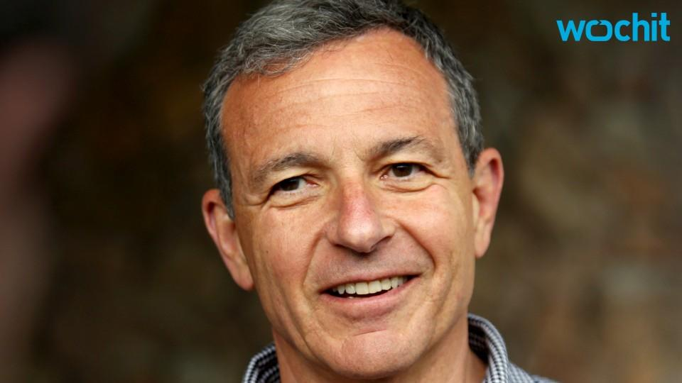 Disney CEO Bob Iger Will Not Renew Contract in 2018