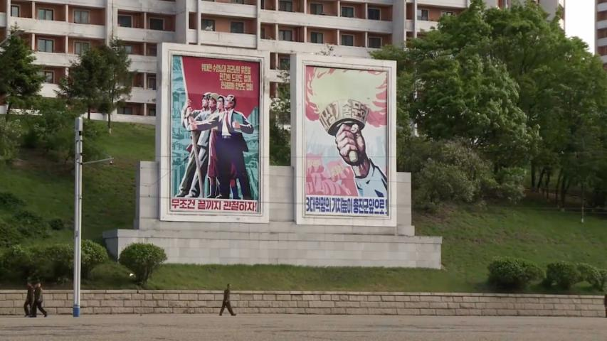 In North Korea, the regime's control is still absolute despite some visible changes