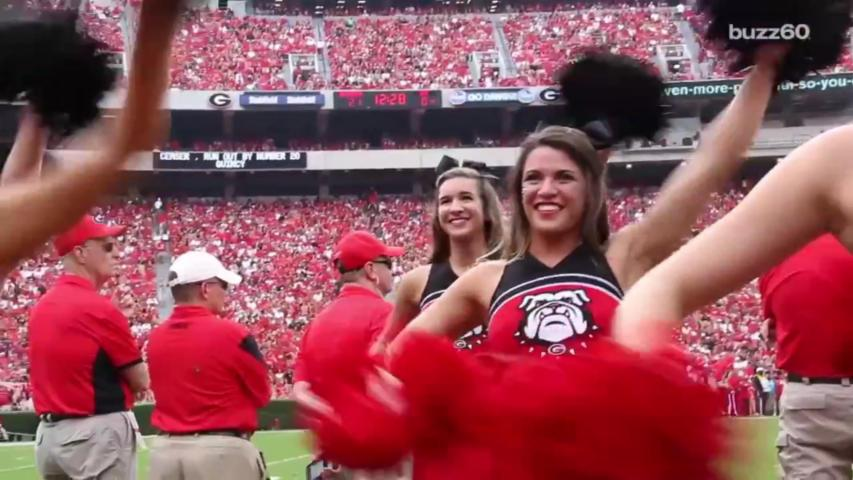 Cheerleaders at a Higher Risk for Concussions Over Football Players?