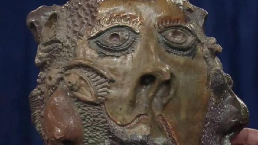 Jug Created By High School Student Mistakenly Valued At $50,000 On Antiques Roadshow