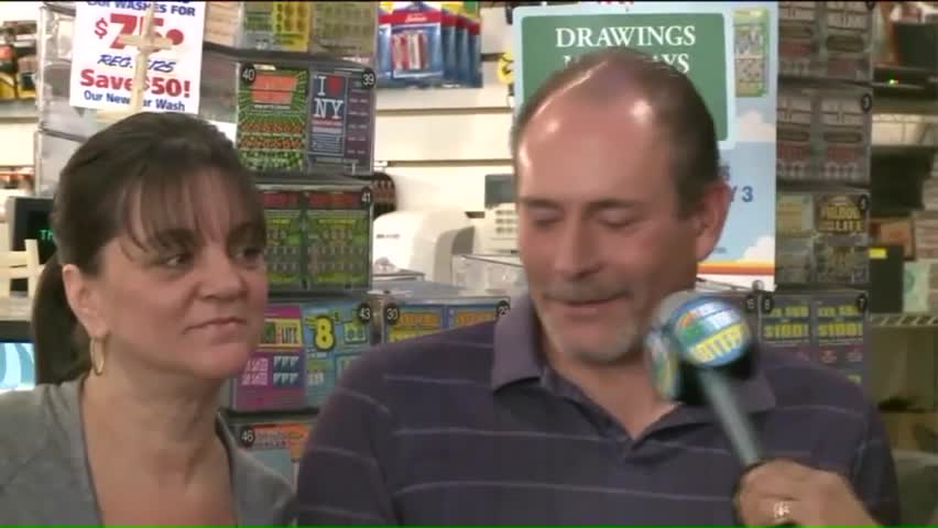 Man Wins Lottery For The Second Time On Anniversary of Wife's Death