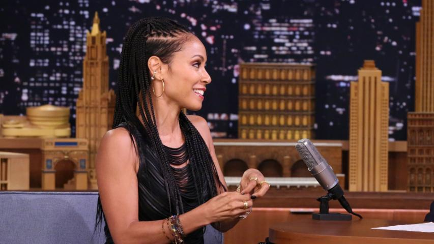 Jada Pinkett Smith Bans Will Smith from Family Games