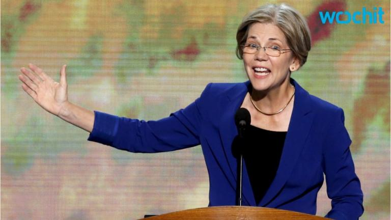 Biden Wants Hillary Clinton's VP To Be Elizabeth Warren