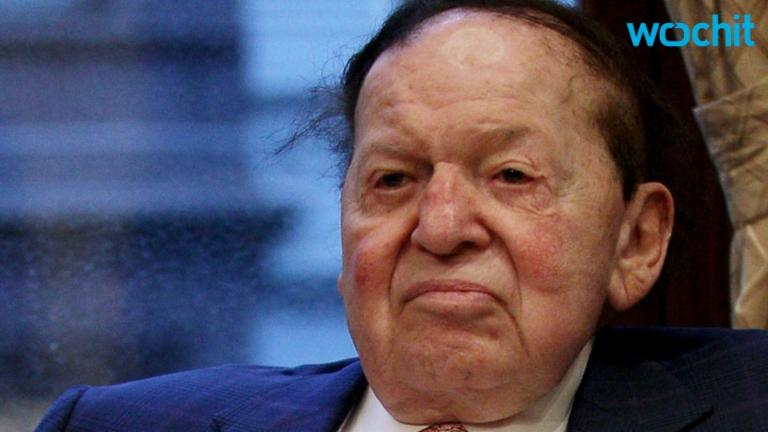Sheldon Adelson Endorses Trump--Perhaps Because He Hates Hillary So Much