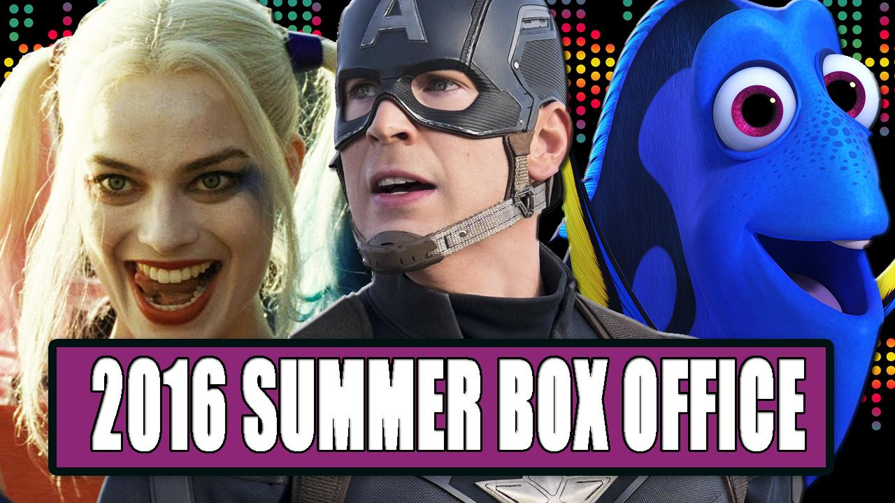16 Summer 2016 Box Office Predictions