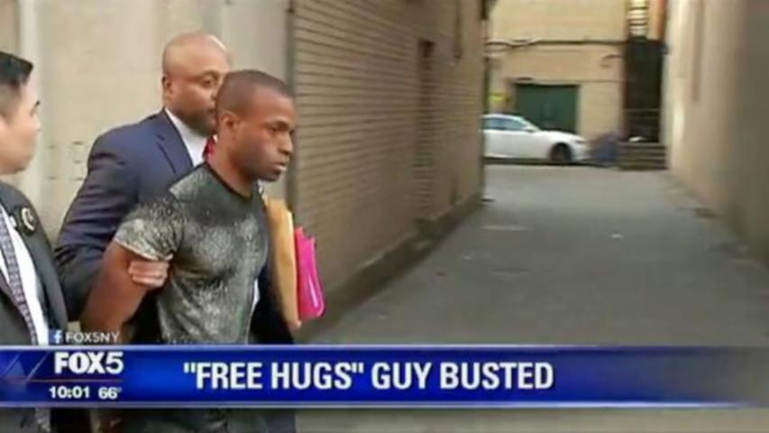 NYC Tourist Allegedly Punched In Face After Refusing To Tip Man For 'Free Hugs'
