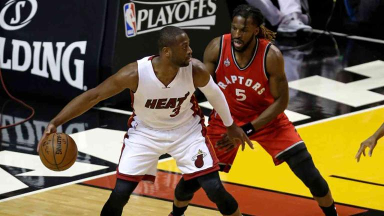 Heat Defeat Raptors, Force Game 7
