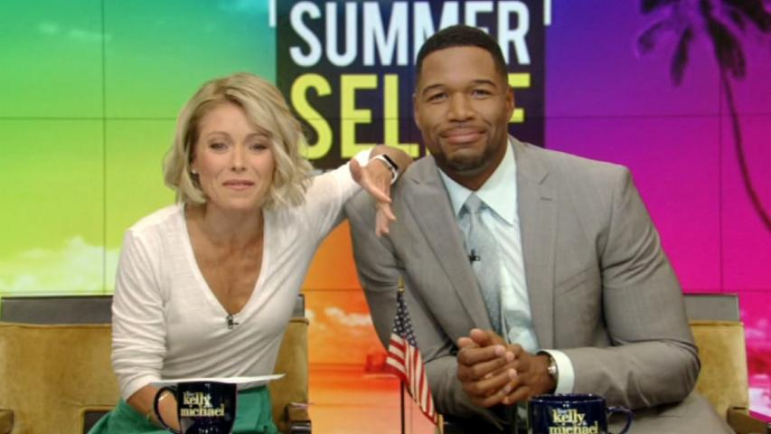 Six Favorite Kelly Ripa and Michael Strahan Moments