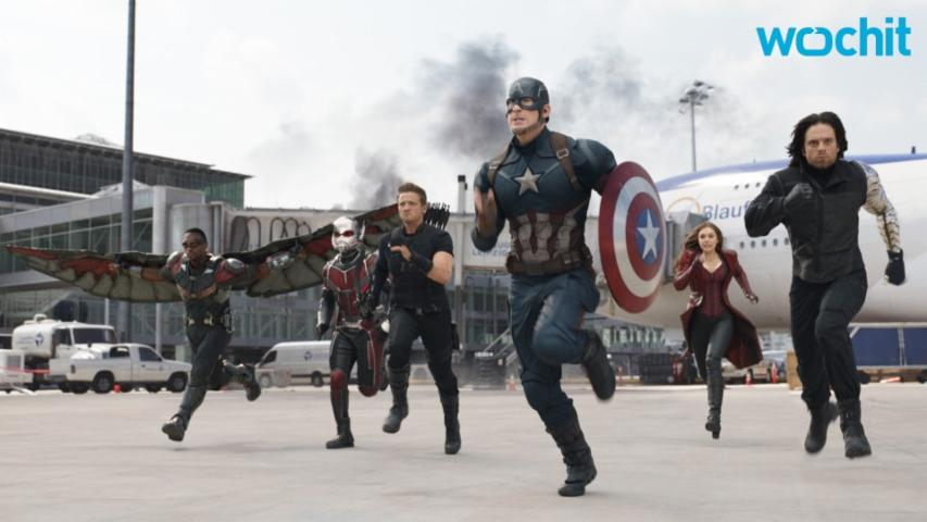 'Captain America' Earns A Massive $72.6M In Week 2