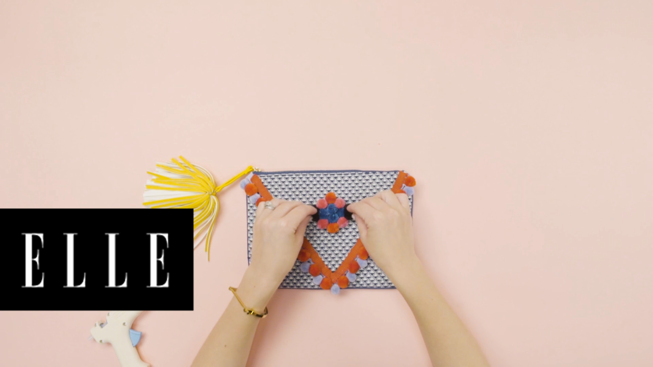 3 Ways to Add Pom Poms to Fashion Accessories | She's Crafty