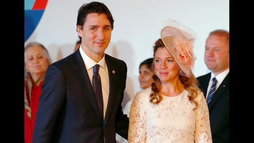 Canada's 'First Lady' Gets Lambasted After Asking for Additional Help