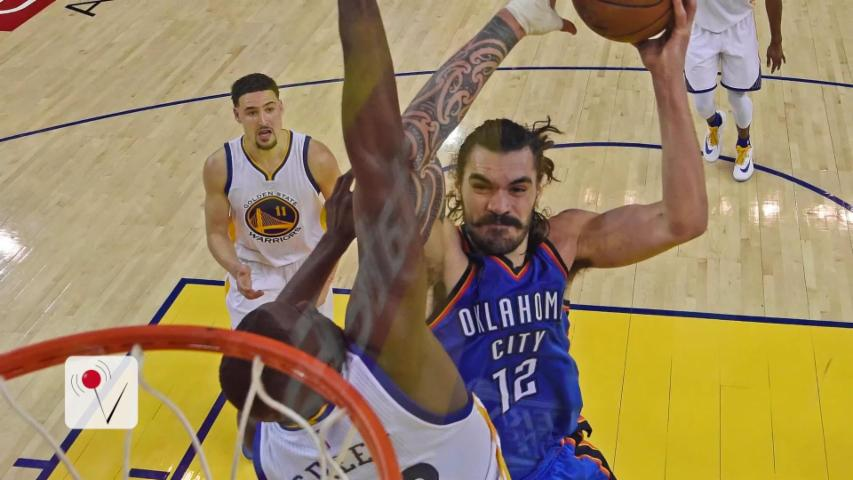 Thunder's Adams apologizes after 'monkeys' comment