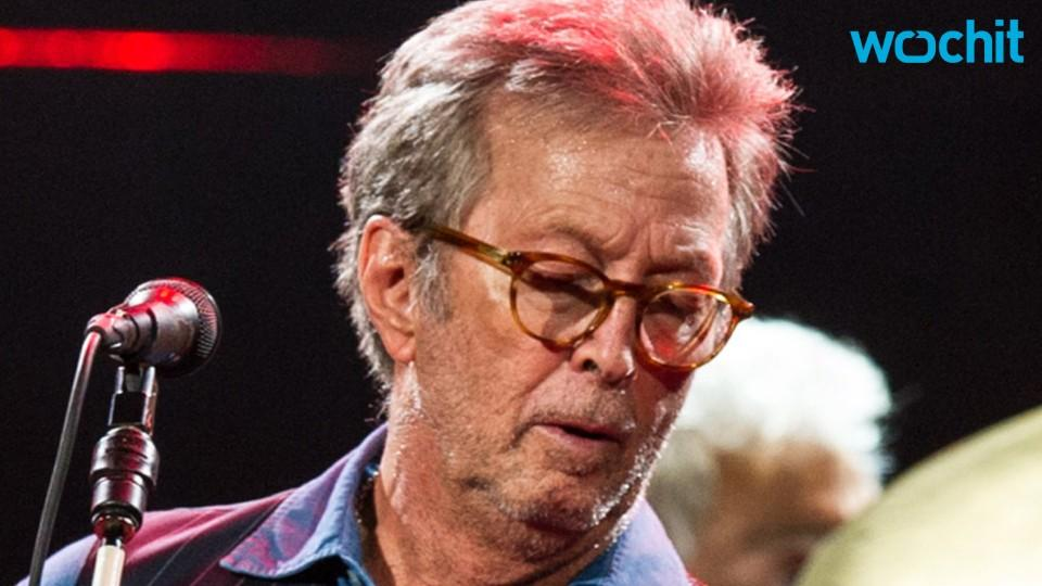 "Eric Clapton Talks About Making His 23rd Solo Studio Album ""I Still Do"""