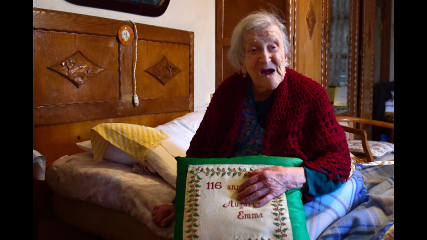 The Oldest Person In The World Tells Us The Secret To A Long Life