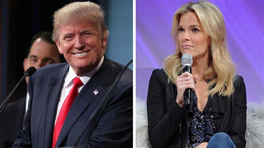 Donald Trump, Megyn Kelly Overcome Spat with Interview