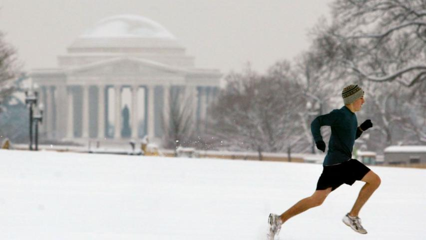Washington, D.C., Is Once Again America's Fittest City