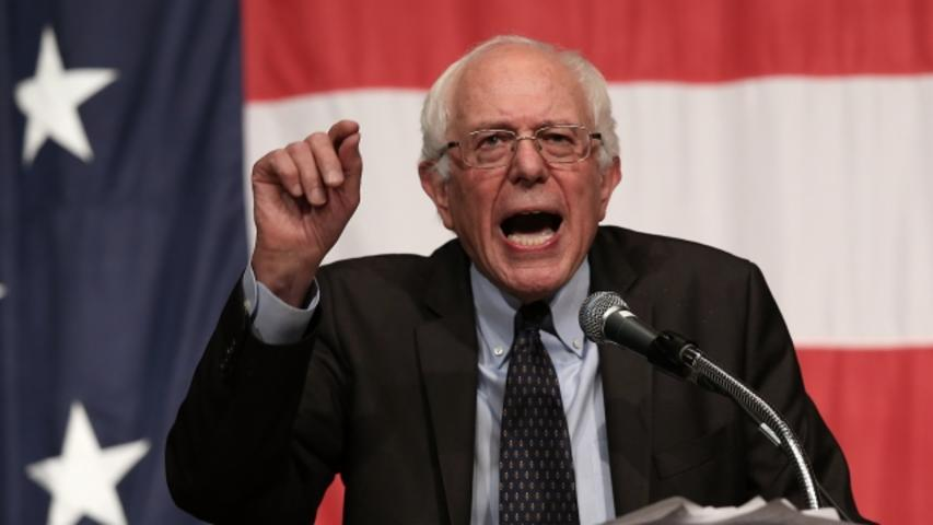 Study Says Bernie Sanders' Tax Plan Could Nearly Double National Debt