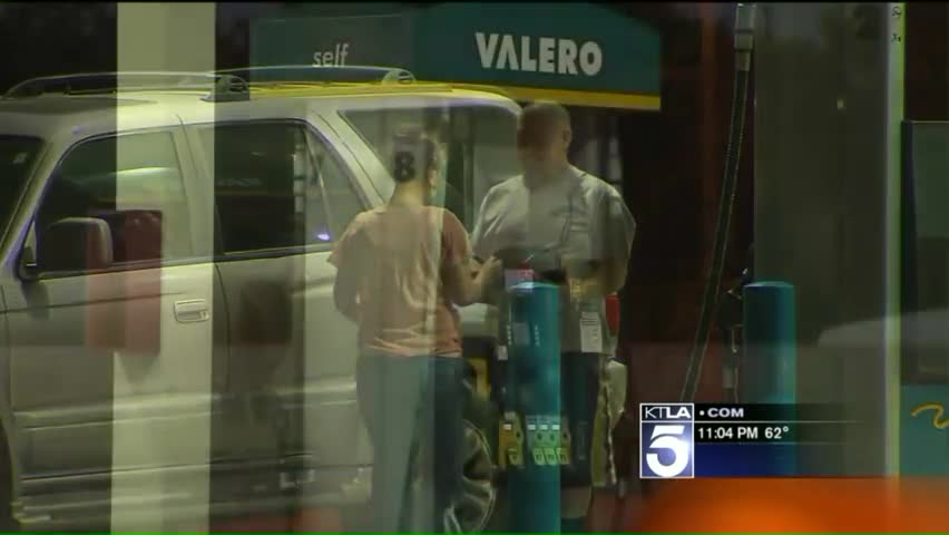 Gas Station Worker Bashes Man's Truck for Being Too Slow at Pump: Witness