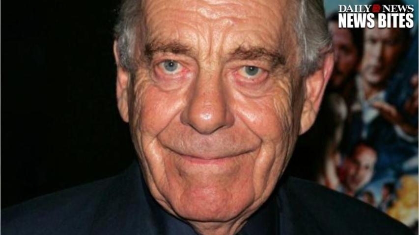 Morley Safer, Who Helped Create CBS News, Dead At 84
