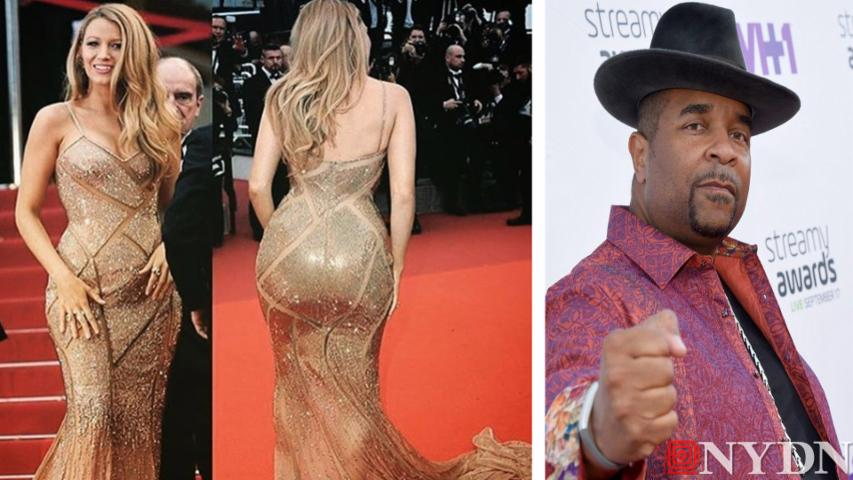 EXCLUSIVE: Sir Mix-a-Lot Defends Blake Lively's 'Oakland Booty' Photo Caption