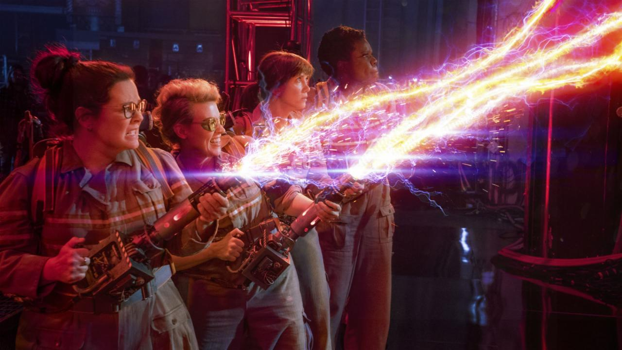 'Ghostbusters' (2016) Trailer 2