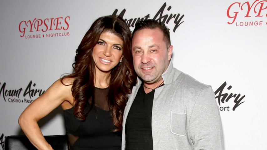 Teresa Giudice Celebrates Her Birthday without Joe