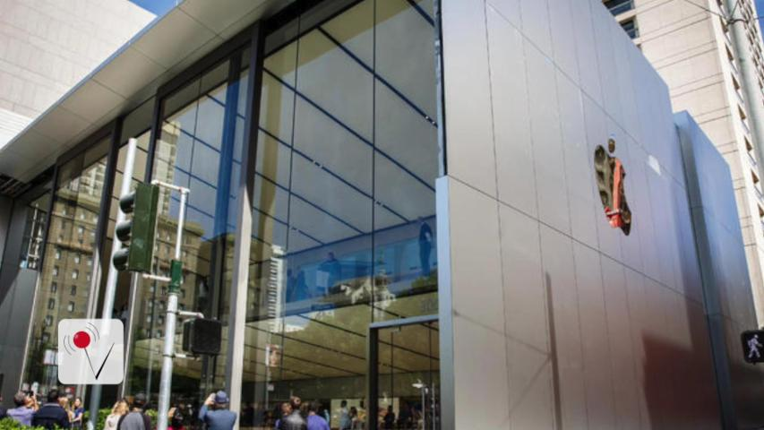 Why Your Apple Store Won't Look the Same