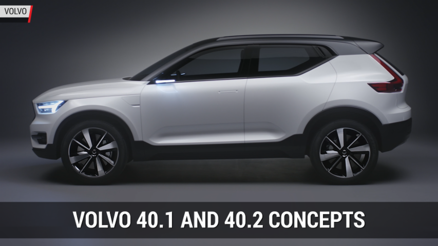 Volvo Reveals Two Concepts And Its Vision For The Future Of Vehicle Lineup | Autoblog Minute