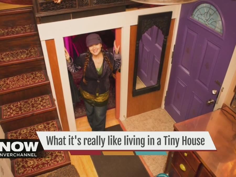What's it really like living in a tiny house?