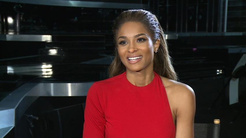 "Ciara Will ""Experiment With Fashion"" at 2016 BBMAs"