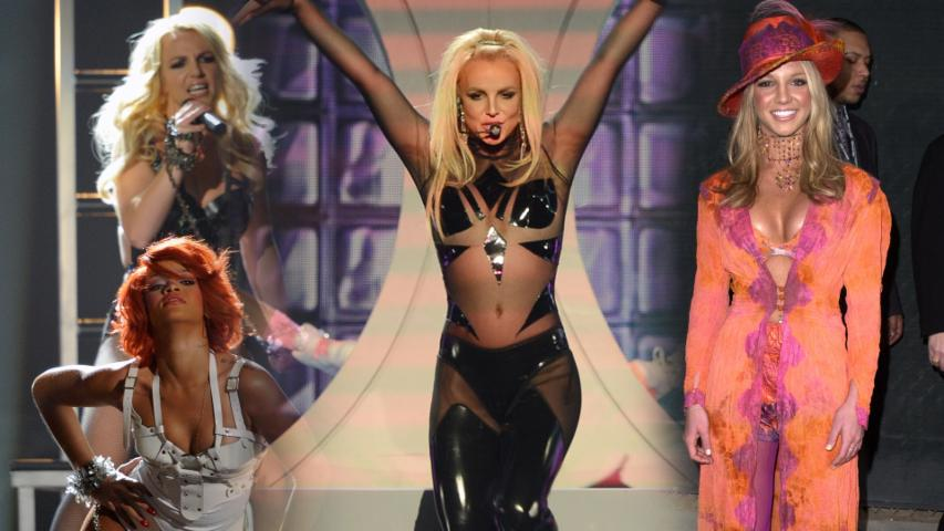 Billboard Music Awards: Britney's Hits and Misses