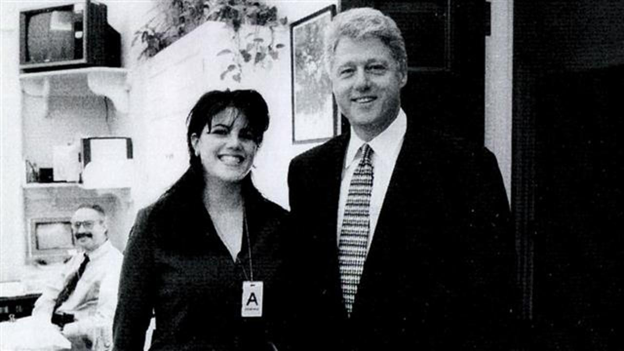 Opinion Journal: Bill Clinton's Sordid Past