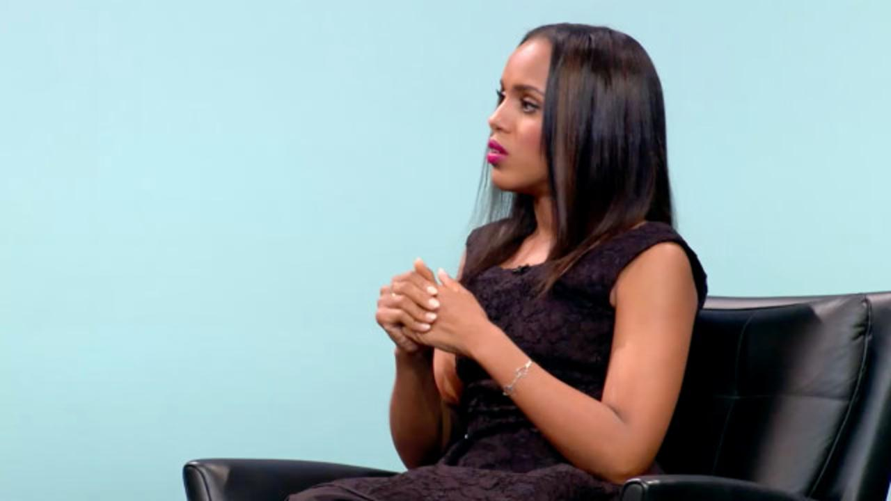"Kerry Washington: ""There Was a Lot of Toxicity in My Life"""